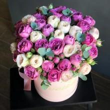 Flowers in box №23