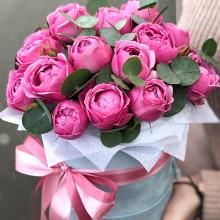 Flowers in box №39