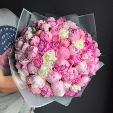 Bouquet of peonies №3