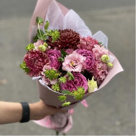 Букет цветов №100