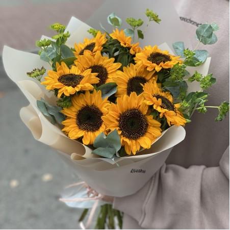 Букет цветов №98