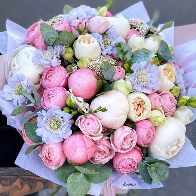 Bouquet of flowers №104