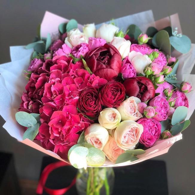 Bouquet of flowers №16