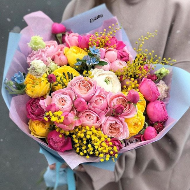 Bouquet of flowers №29