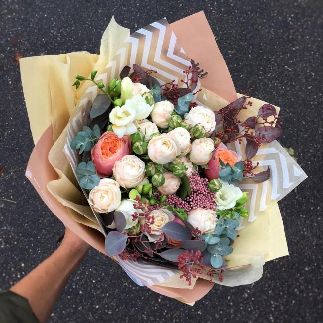 Bouquet of flowers №4