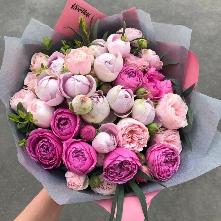 Bouquet of flowers №43