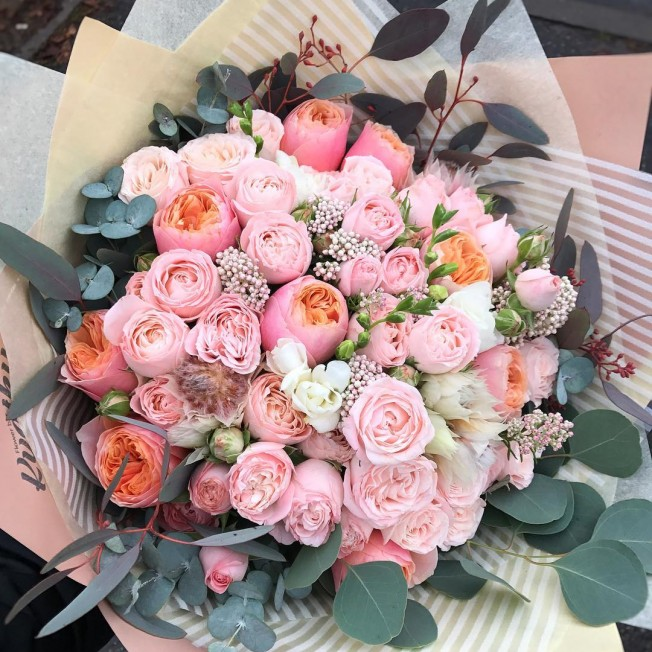 Bouquet of flowers №45
