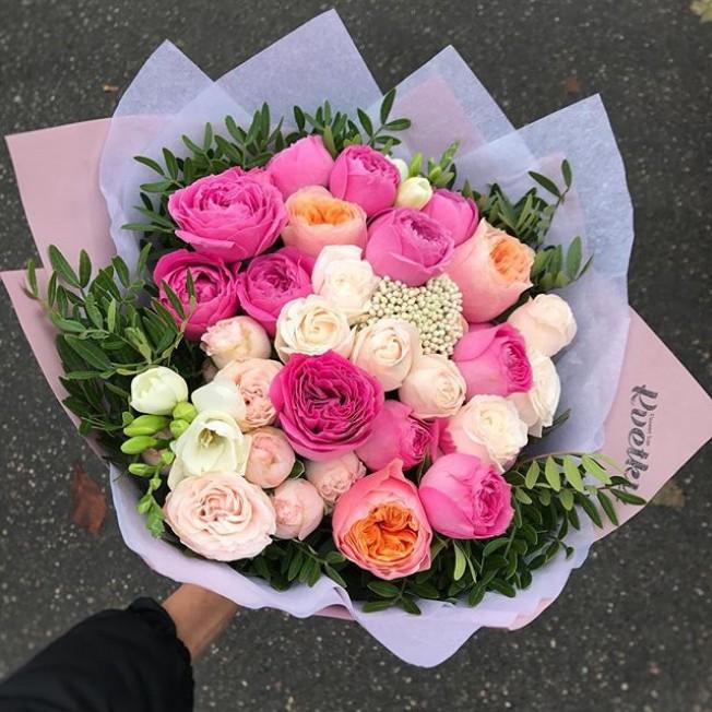 Bouquet of flowers №46