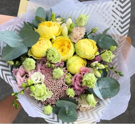Bouquet of flowers №48