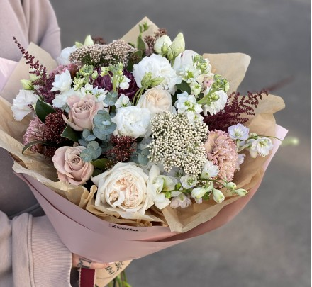 Bouquet of flowers №63
