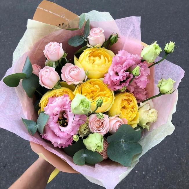 Bouquet of flowers №67
