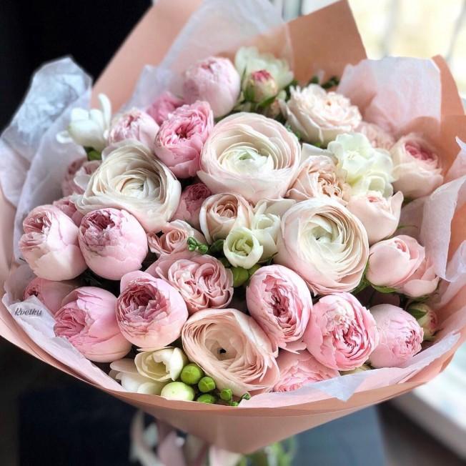 Bouquet of flowers №70