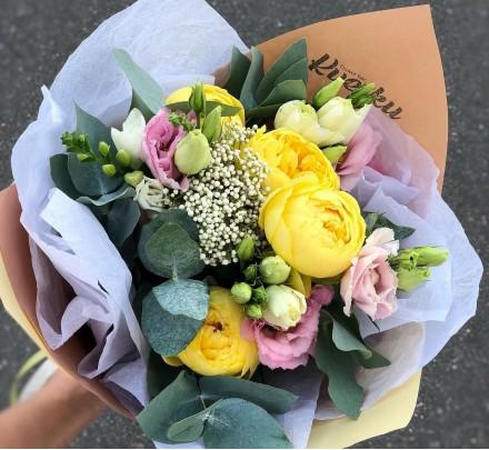 Bouquet of flowers №72