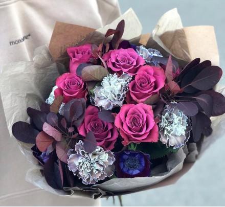Bouquet of flowers №74