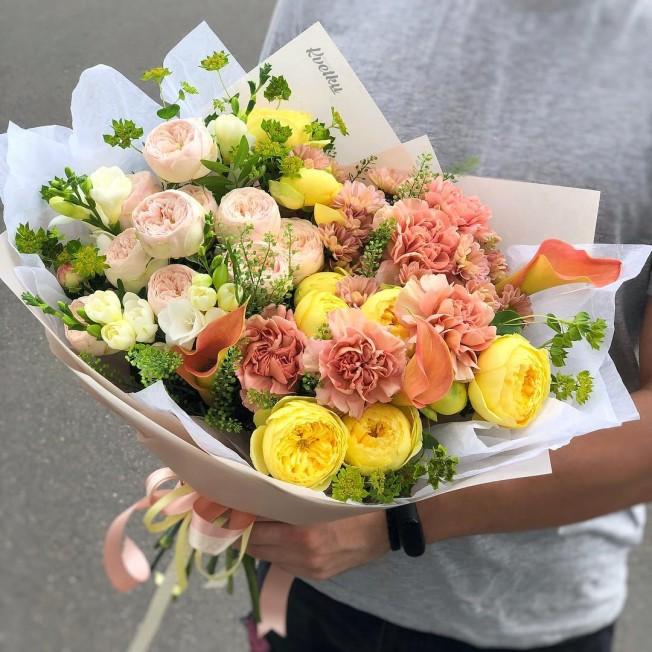Bouquet of flowers №76