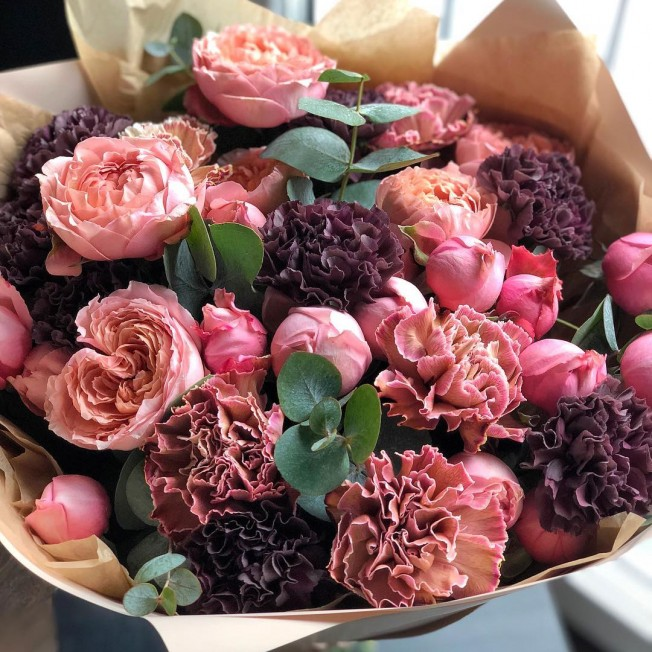 Bouquet of flowers №82
