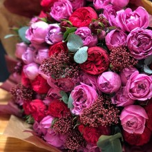 Bouquet of flowers №89