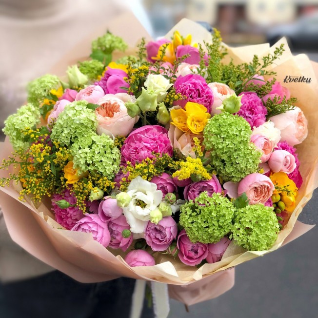 Bouquet of flowers №96