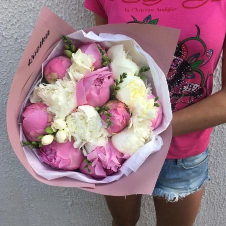 Bouquet of peonies №2