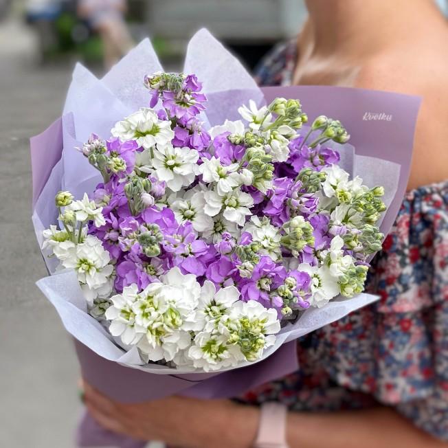 Букет цветов №107