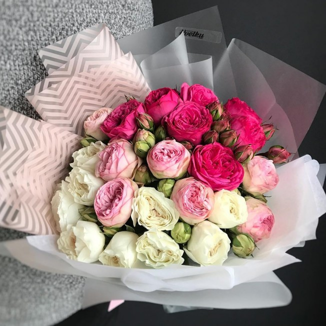 Bouquet of flowers №60