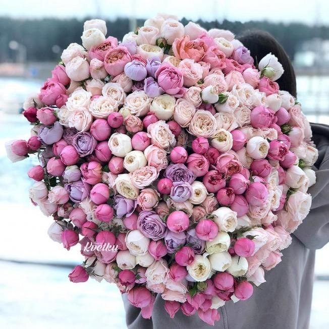 Bouquet of flowers №81