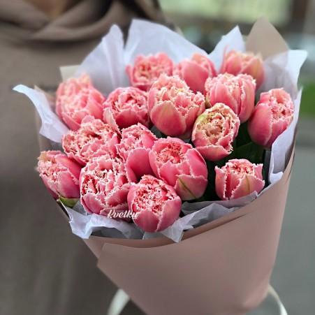 Bouquet of peony tulips Queensland