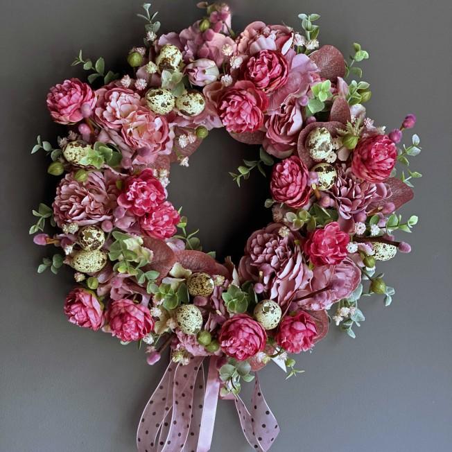 Easter wreath №2