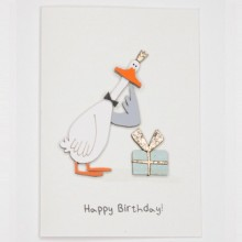 Postcard - Happy birthday