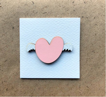 Postcard - A gift