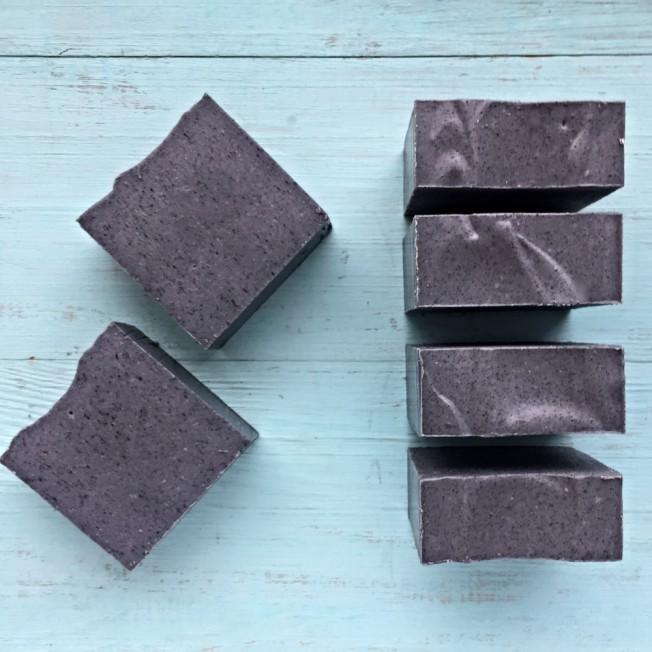 Black soap - Black Neroli
