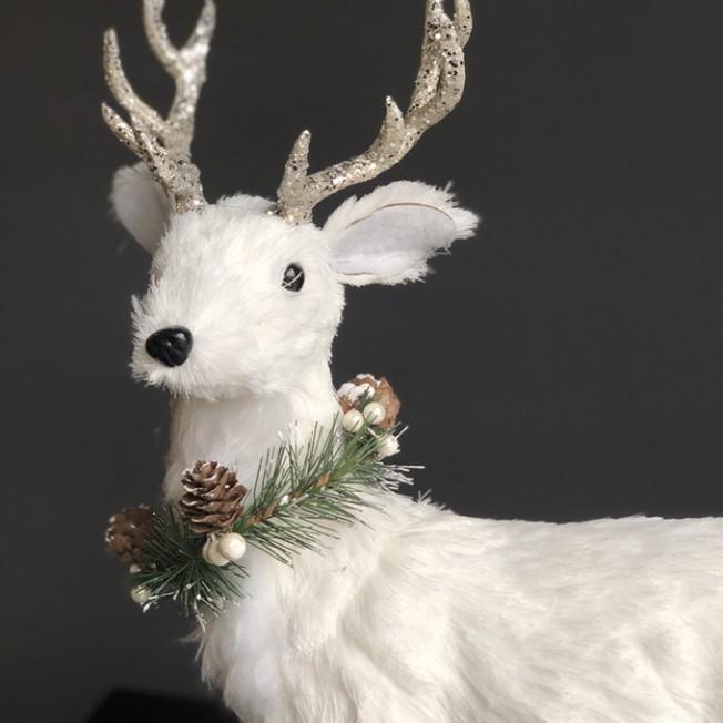 New Year's Deer